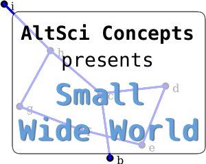 AltSci Concepts Small Wide World